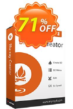 AnyMP4 Blu-ray Creator Coupon discount AnyMP4 Blu-ray Creator awful offer code 2020 -