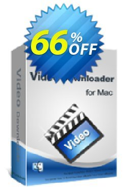 iPubsoft Video Downloader for Mac Coupon, discount 65% disocunt. Promotion: