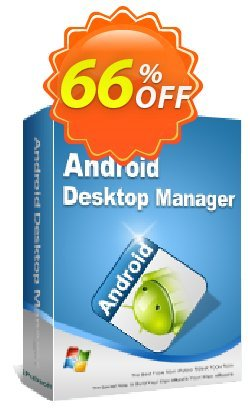 iPubsoft Android Desktop Manager Coupon, discount 65% disocunt. Promotion: