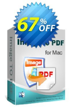 iPubsoft Image to PDF Converter for Mac Coupon, discount 65% disocunt. Promotion: