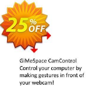 GiMeSpace CamControl Coupon, discount GiMeSpace Discount code (35803). Promotion: GiMeSpace coupon code