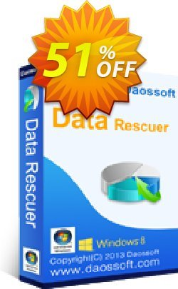 Daossoft Data Rescuer Coupon, discount 40% daossoft (36100). Promotion: 40% daossoft (36100)