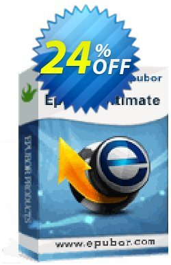Epubor Ultimate Family License Coupon discount Epubor Ebook Software coupon (36498)