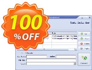 PDF2EPUB Converter Coupon, discount Epubor Ebook Software coupon (36498). Promotion: Epubor Ebook Software discount code