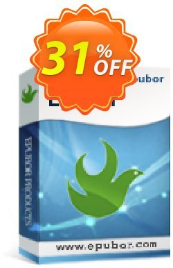 Epubor for Windows Coupon discount Epubor Pro for Win imposing promo code 2020 - staggering discount code of Epubor Pro for Win 2020