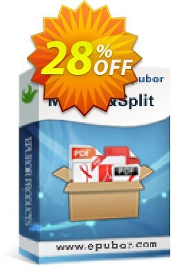 Epubor PDF Merger & PDF Splitter Coupon, discount PDF Splitter&Merger Amazing deals code 2021. Promotion: Amazing deals code of PDF Splitter&Merger 2021