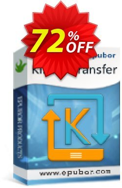 Epubor Kindle Transfer Coupon discount Kindle Transfer for Win exclusive promotions code 2020 - special discounts code of Kindle Transfer for Win 2020