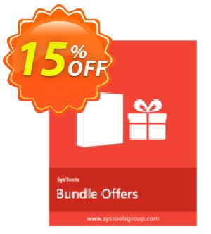 Bundle Offer - (ZIP + Word + DOCX + Excel + XLSX) Recovery [Enterprise License] Coupon, discount SysTools coupon 36906. Promotion: