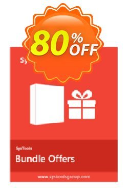 Bundle Offer - SQLite Database Recovery + SQL Recovery - Enterprise License  Coupon discount SysTools coupon 36906 -