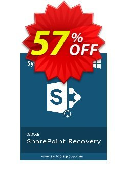 SysTools Sharepoint Recovery - Business  Coupon discount SysTools coupon 36906 -