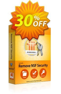 Securase - Enterprise License Coupon, discount SysTools coupon 36906. Promotion: