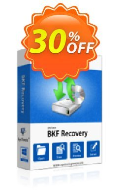 BKF Repair Coupon discount SysTools Summer Sale. Promotion: staggering deals code of BKF Repair 2021