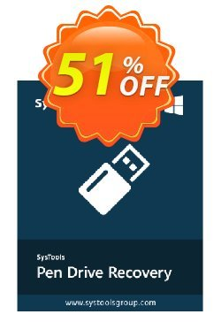 SysTools USB Recovery Coupon discount 30% OFF SysTools USB Recovery, verified - Awful sales code of SysTools USB Recovery, tested & approved