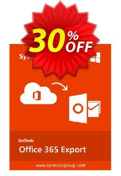 SysTools Office 365 Export Coupon discount SysTools Office 365 Export marvelous discount code 2020 - marvelous discount code of SysTools Office 365 Export 2020