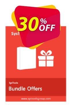 Bundle Offer - Mac PDF Unlocker + Windows PDF Unlocker Coupon, discount SysTools Summer Sale. Promotion: big sales code of Bundle Offer - Mac PDF Unlocker + Windows PDF Unlocker 2021