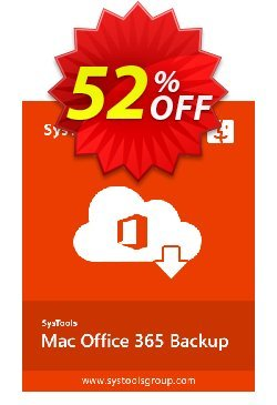 SysTools Mac Office 365 Backup Coupon discount SysTools Summer Sale - awful sales code of SysTools Mac Office 365 Backup 2019