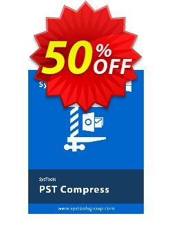 SysTools PST Compress - Business  Coupon discount SysTools coupon 36906 -