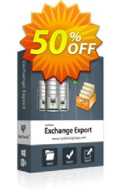 SysTools Exchange Mailbox Export Coupon discount SysTools Exchange Export marvelous sales code 2020. Promotion: excellent promotions code of SysTools Exchange Export 2020