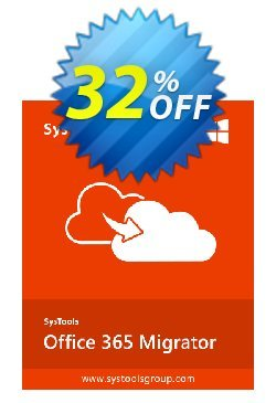 SysTools Office 365 Express Migrator Coupon discount SysTools Summer Sale - amazing discounts code of SysTools Office 365 Express Migrator 2019