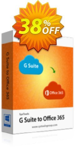 SysTools G Suite to Office 365 Coupon discount SysTools Summer Sale - awful discount code of SysTools G Suite to Office 365 2020