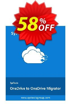 SysTools OneDrive Migrator Coupon discount SysTools Summer Sale - wondrous discount code of SysTools OneDrive Migrator 2020