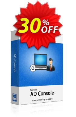 SysTools AD Console - Site License  Coupon discount SysTools Summer Sale - amazing discount code of SysTools AD Console - Site License 2020