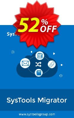 SysTools Migrator - Exchange to Office 365  Coupon discount 50% OFF SysTools Migrator (Exchange to Office 365), verified - Awful sales code of SysTools Migrator (Exchange to Office 365), tested & approved