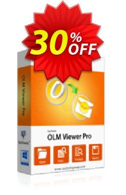 SysTools OLM Viewer Pro Coupon discount SysTools Summer Sale. Promotion: awful promo code of SysTools OLM Viewer Pro 2020