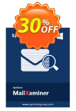 Mailxaminer Team Version Coupon discount Mailxaminer Team  Version Wondrous discount code 2021 - Wondrous discount code of Mailxaminer Team  Version 2021