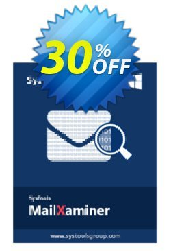 MailXaminer Coupon discount MailXaminer Basic - Single User License Exclusive deals code 2021 - Exclusive deals code of MailXaminer Basic - Single User License 2021