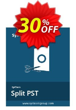 Split PST - Business License Coupon, discount SysTools coupon 36906. Promotion: