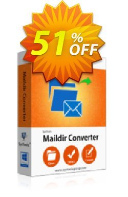 SysTools Maildir Converter Coupon, discount SysTools Summer Sale. Promotion: exclusive promotions code of SysTools Maildir Converter 2020