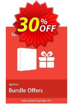 Systools Outlook OST Bundle Coupon discount Special Bundle Offer - SysTools OST Recovery + OST to PDF Converter + PST Merge Awesome promo code 2020 - stirring discount code of Special Bundle Offer - OST Recovery + OST to PDF Converter + PST Merge 2020