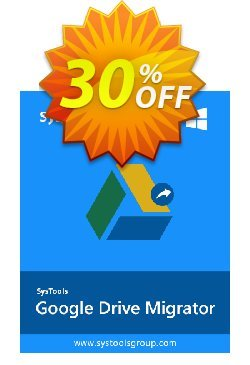 SysTools Migrator - Google Drive + Managed Services + Infrastructure Coupon discount Weekend Offer - awful promotions code of SysTools Migrator (Google Drive) + Managed Services + Infrastructure 2020