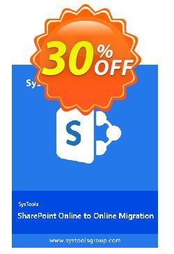 SysTools SharePoint Migrator Coupon discount SysTools Summer Sale - fearsome discounts code of SysTools SharePoint Migrator - Site License 2020