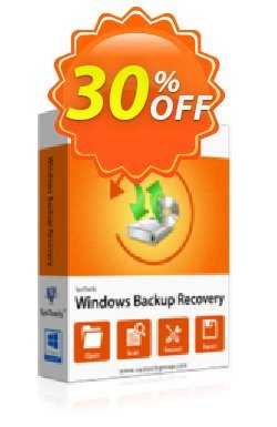 SysTools Windows Backup Recovery Coupon discount SysTools Summer Sale - amazing discounts code of SysTools Windows Backup Recovery 2019