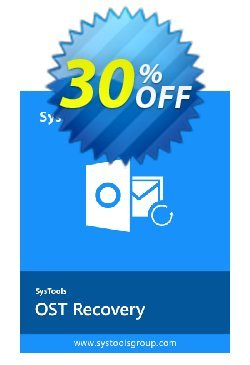 SysTools OST to PST Converter Coupon discount SysTools coupon 36906 - SysTools promotion codes 36906