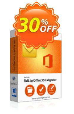 SysTools EML to Office 365 Coupon discount SysTools Frozen Winters Sale - Marvelous promo code of SysTools EML to Office 365 2020