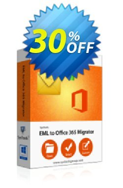 SysTools EML to Office 365 - Multi users  Coupon discount SysTools Frozen Winters Sale - Awful discounts code of SysTools EML to Office 365 2020