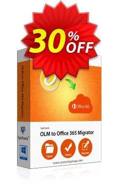 SysTools OLM to Office 365 Coupon discount SysTools Frozen Winters Sale - Awful sales code of SysTools OLM to Office 365 - One License 2020