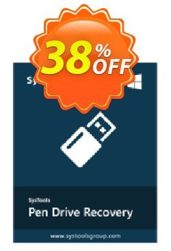 SysTools Pen Drive Recovery - Student License Coupon discount SysTools Pre Monsoon Offer - Impressive discounts code of SysTools Pen Drive Recovery - Student License 2021