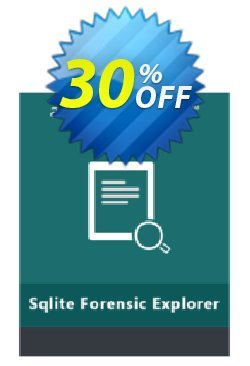 Acquire Sqlite Forensic Explorer - Admin License Coupon discount SysTools Spring Offer. Promotion: Awesome discounts code of Acquire Sqlite Forensic Explorer - Admin License 2020