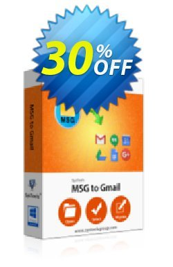 SysTools MSG Converter + Outlook to G Suite - 1 License  Coupon, discount SysTools Pre-Summer Offer. Promotion: Wonderful promo code of SysTools MSG Converter + Outlook to G Suite - One License 2020