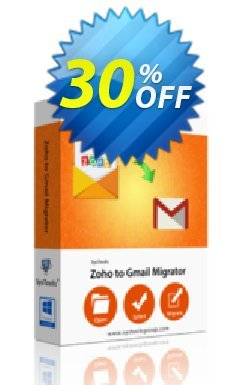 SysTools Zoho Backup + Outlook to G Suite Coupon discount SysTools Spring Offer - Impressive deals code of SysTools Zoho Backup + Outlook to G Suite - One License 2020