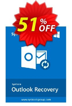SysTools Outlook Recovery Coupon, discount SysTools coupon 36906. Promotion: SysTools Outlook Recovery coupon