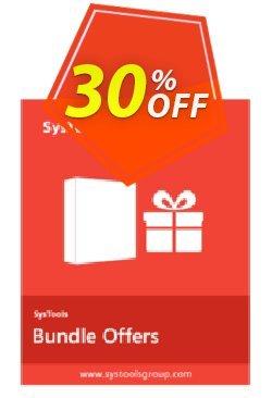 Bundle Offer - Windows Live Mail Converter + DBX Converter - Enterprise License  Coupon discount SysTools coupon 36906 -