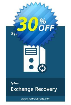 SysTools Exchange Recovery - Corporate  Coupon discount SysTools coupon 36906. Promotion: