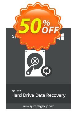 SysTools Hard Drive Data Recovery - Business  Coupon discount SysTools coupon 36906 - SysTools promotion codes 36906