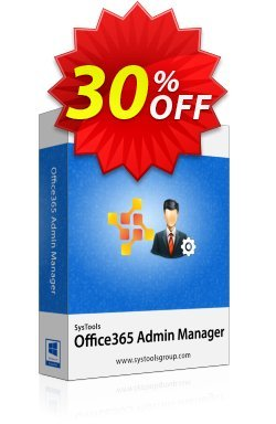 SysTools Office365 Admin Manager Coupon discount SysTools coupon 36906. Promotion: