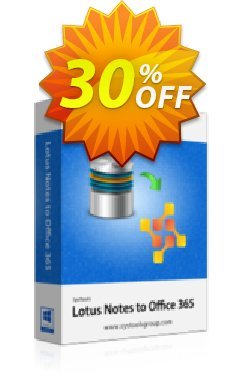 SysTools Mail Migration Office365 - 5 User Licenses  Coupon discount SysTools coupon 36906. Promotion: